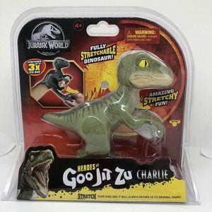 Heroes of Goo Jit Zu Jurassic World CHARLIE Green